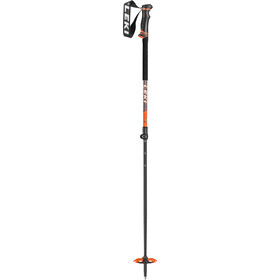 LEKI Helicon Bastones Ski Touring, anthracite/white/orange